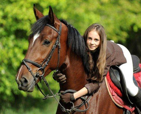 Corsi di equitazione e lingue